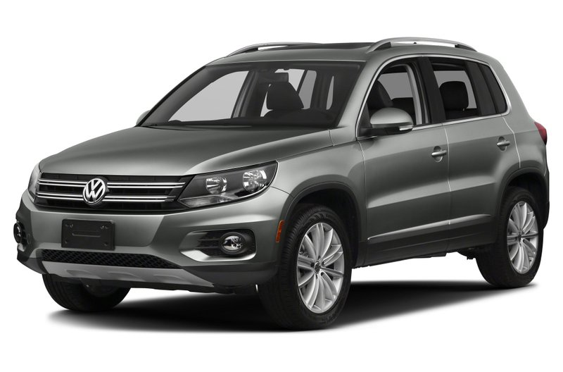 2017 Volkswagen Tiguan for sale in Red Deer, Alberta