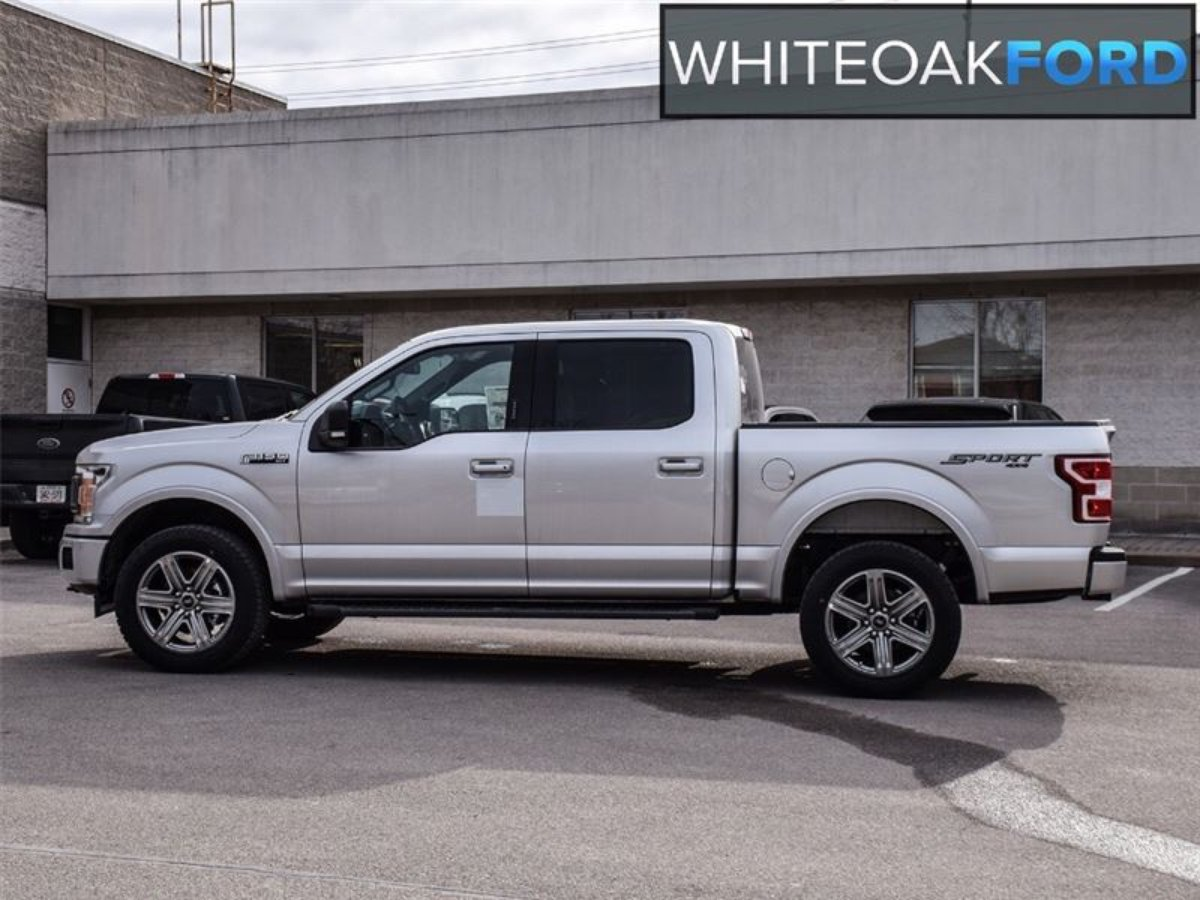 2018 Ford F-150 for sale in Mississauga, Ontario