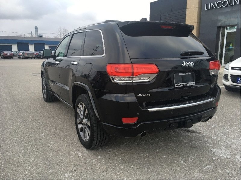 2018 Jeep Grand Cherokee for sale in Chatham, Ontario
