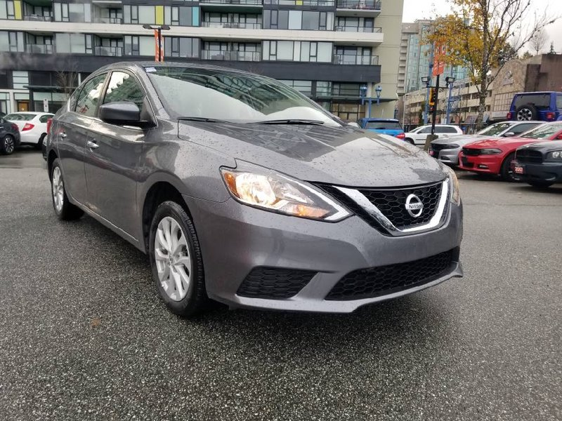 2017 Nissan Sentra for sale in Richmond, British Columbia