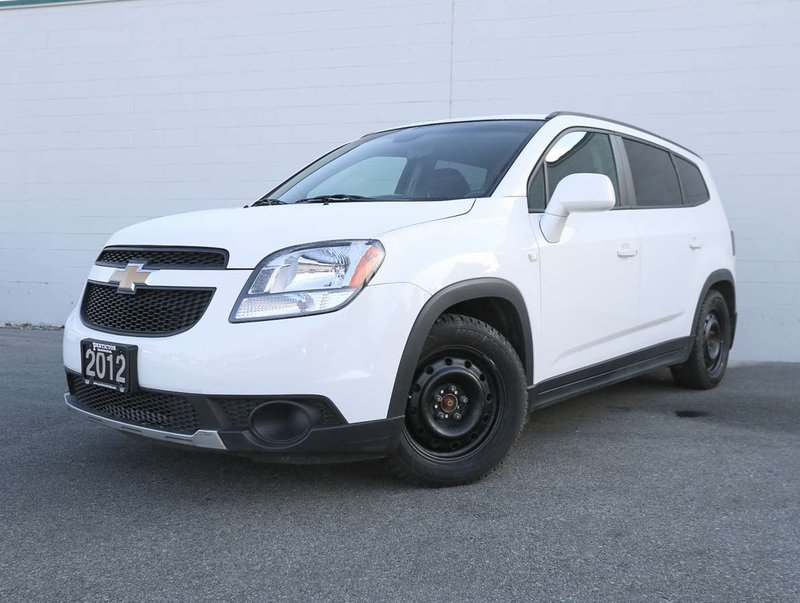2012 Chevrolet Orlando for sale in Penticton, British Columbia