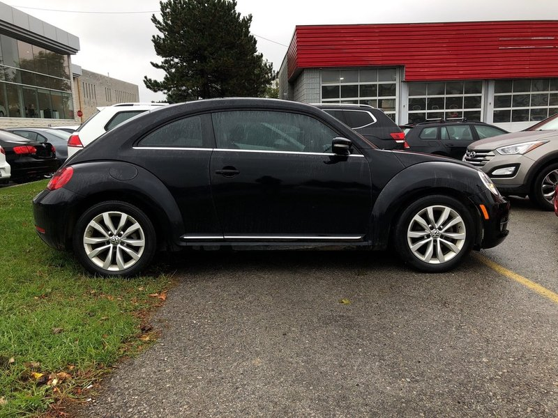 2015 Volkswagen Beetle Coupe for sale in Hamilton, Ontario