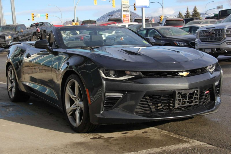 2017 Chevrolet Camaro for sale in Kamloops, British Columbia