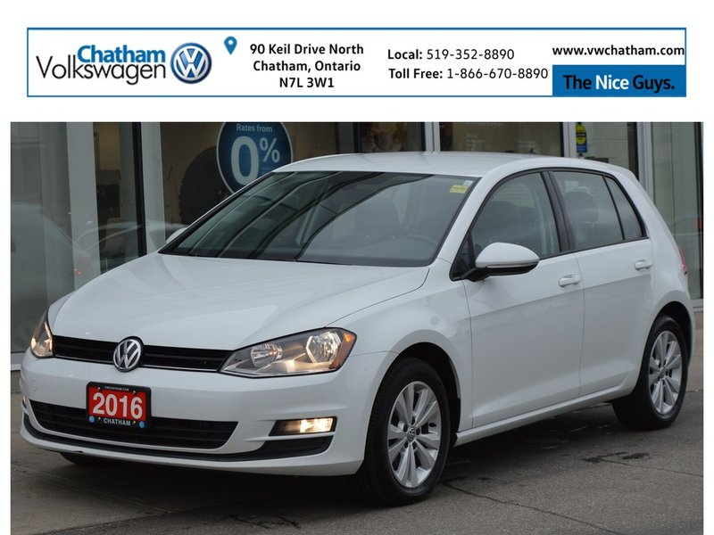 2016 Volkswagen Golf for sale in Chatham, Ontario