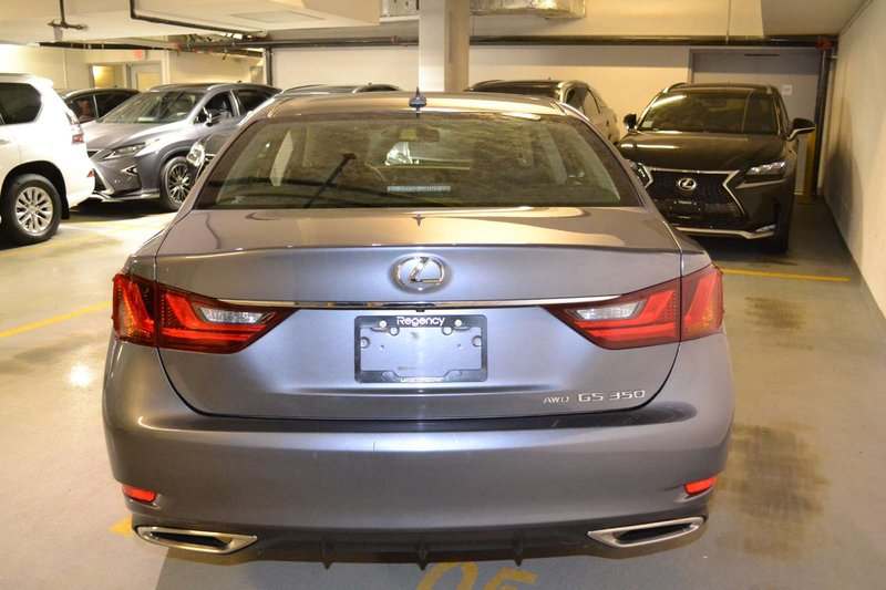 2013 Lexus GS 350 for sale in Vancouver, British Columbia