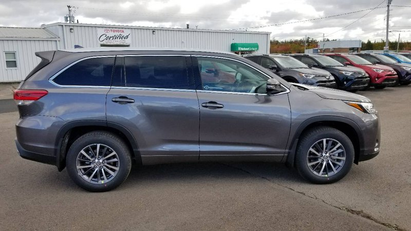 2018 Toyota Highlander for sale in Port Hawkesbury, Nova Scotia