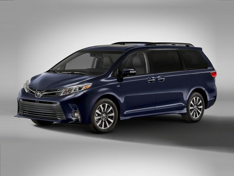 2018 Toyota Sienna for sale in Gander, Newfoundland and Labrador