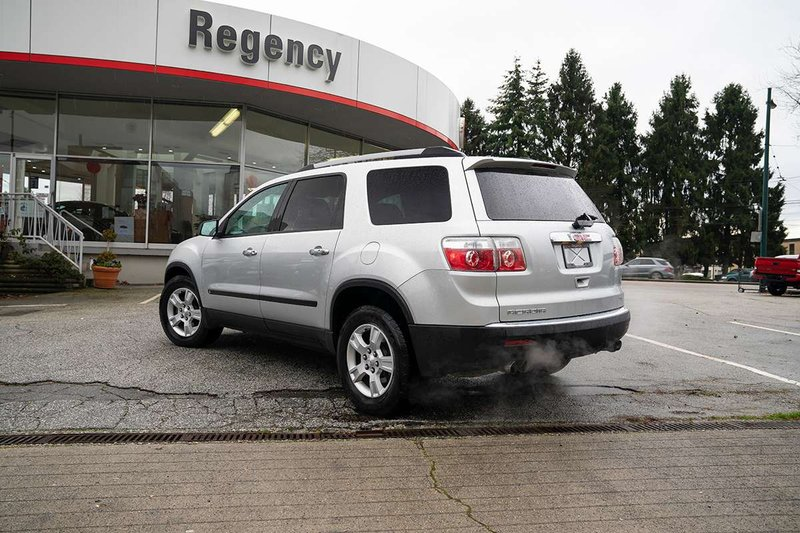 2010 GMC Acadia for sale in Vancouver, British Columbia
