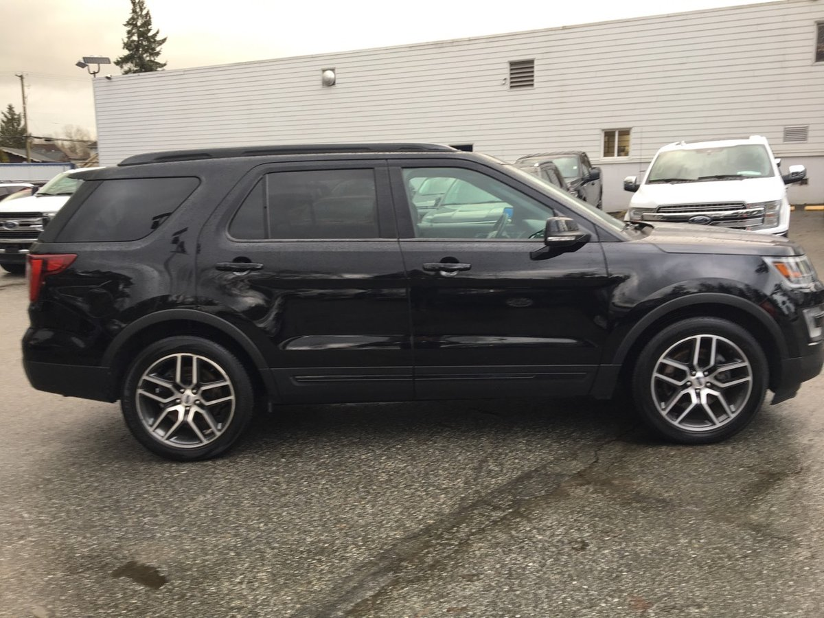 2016 Ford Explorer for sale in Port Coquitlam, British Columbia