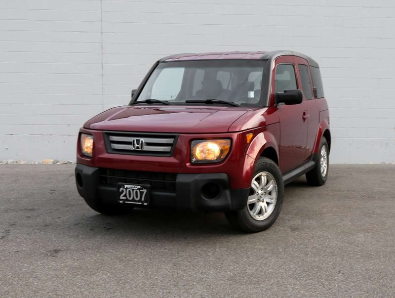 2007 Honda Element for sale in Penticton, British Columbia