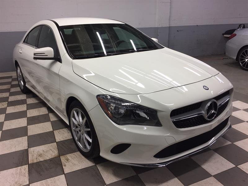 2017 Mercedes-Benz CLA for sale in Calgary, Alberta