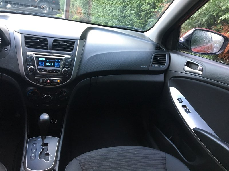 2016 Hyundai Accent for sale in Surrey, British Columbia