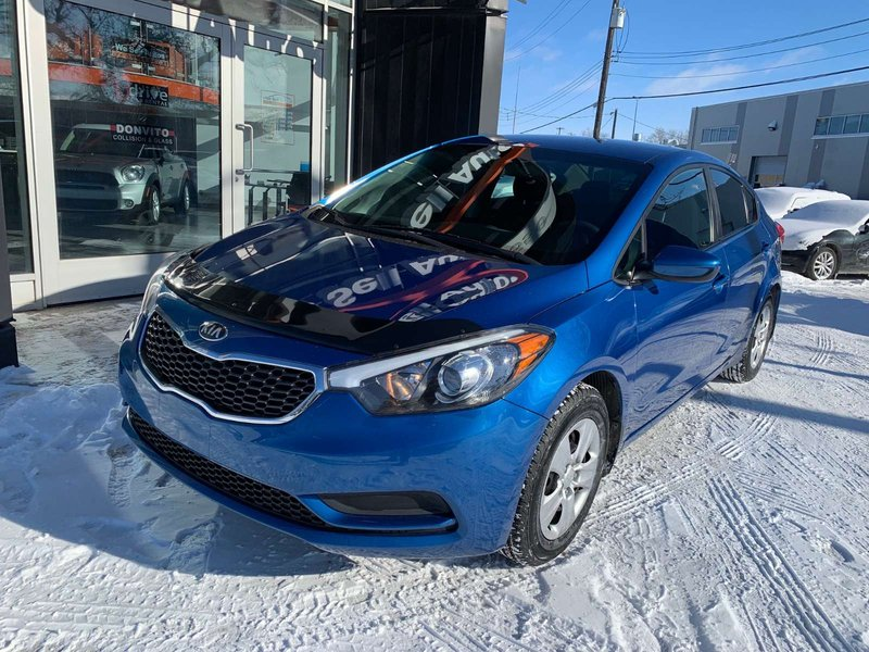 2014 Kia Forte for sale in Winnipeg, Manitoba