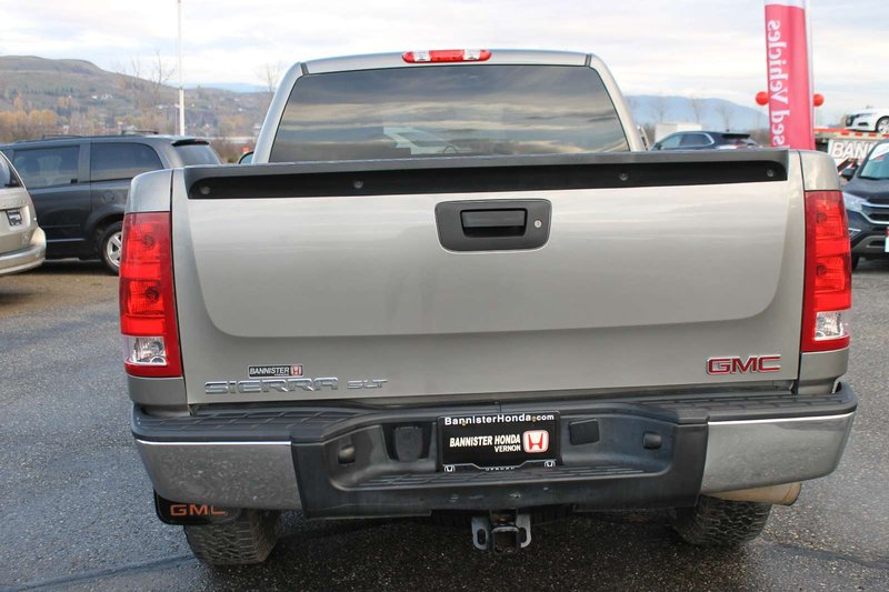 2013 GMC Sierra 1500 for sale in Vernon, British Columbia