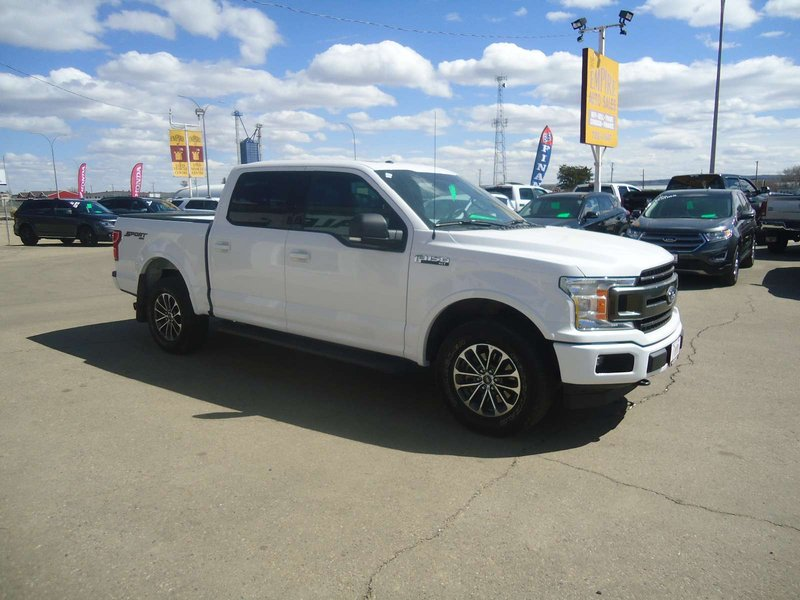 2018 Ford F-150 for sale in Lacombe, Alberta