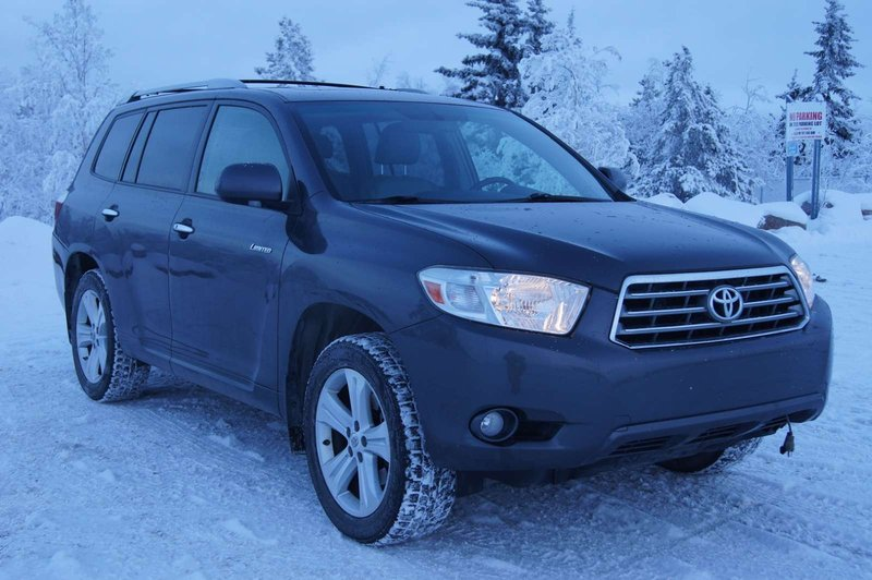 2008 Toyota Highlander for sale in Yellowknife, Northwest Territories
