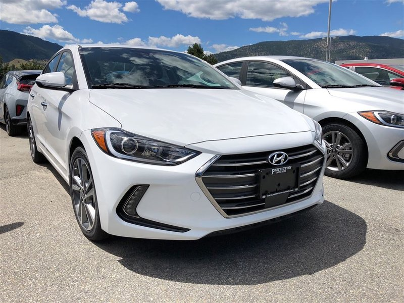 2018 Hyundai Elantra for sale in Penticton, British Columbia
