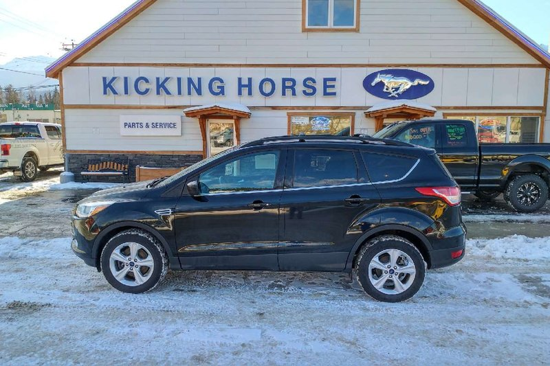 2016 Ford Escape for sale in Golden, British Columbia