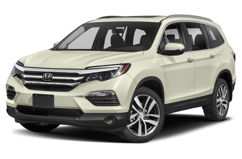 2018 Honda Pilot for sale in Campbell River, British Columbia