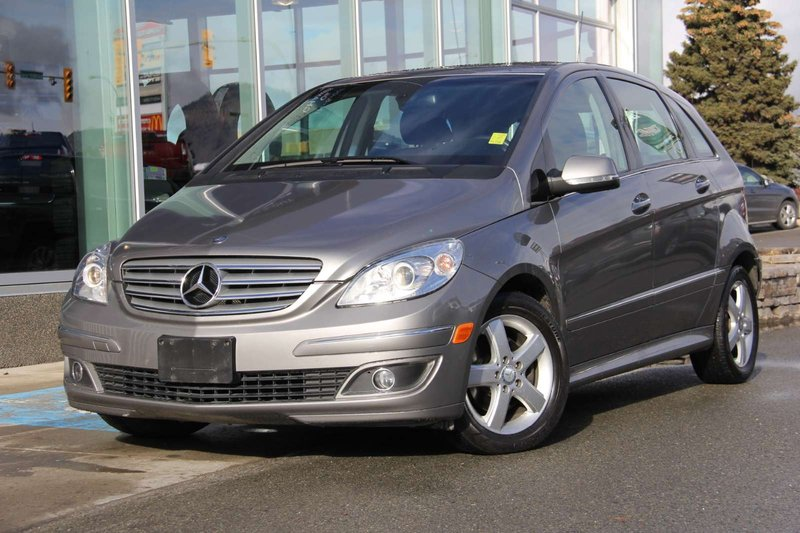 2008 Mercedes-Benz B-Class for sale in Kamloops, British Columbia