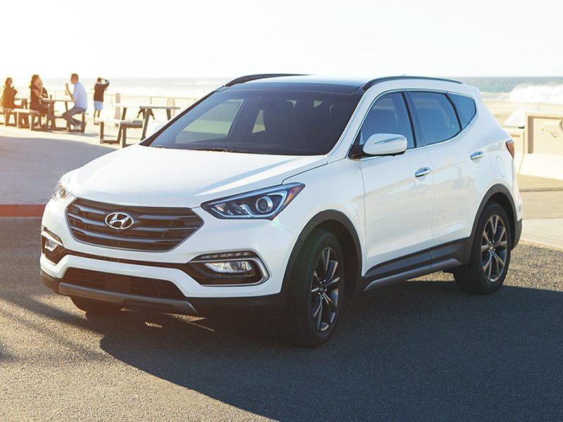 2018 Hyundai Santa Fe Sport for sale in Moose Jaw, Saskatchewan