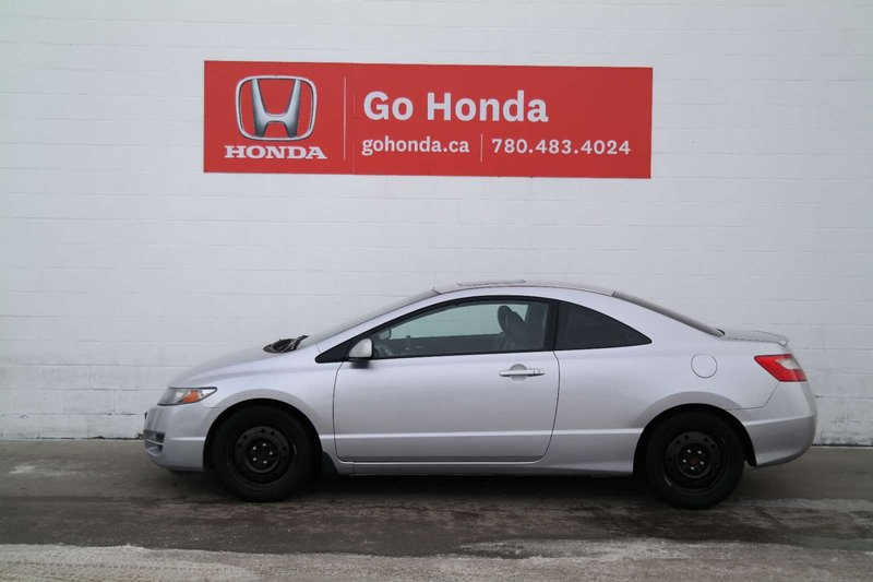 2009 Honda Civic Coupe for sale in Edmonton, Alberta