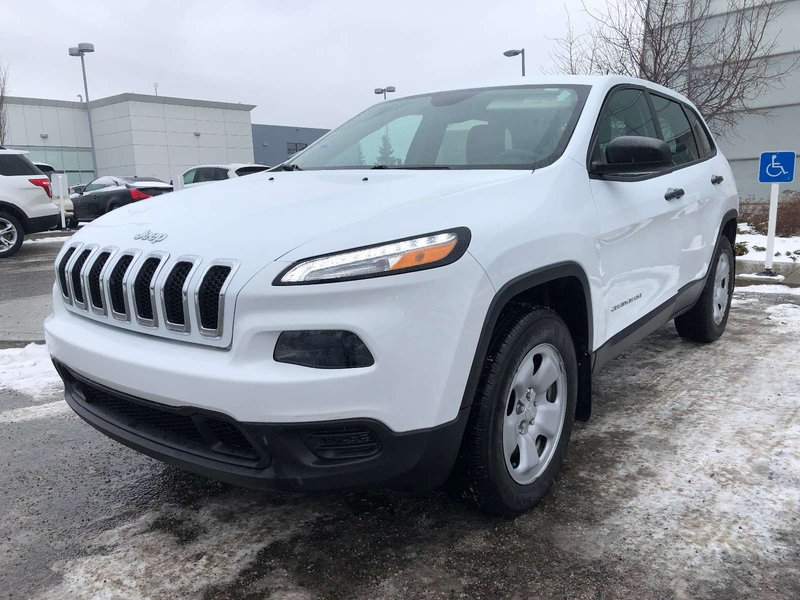 2014 Jeep Cherokee for sale in Edmonton, Alberta