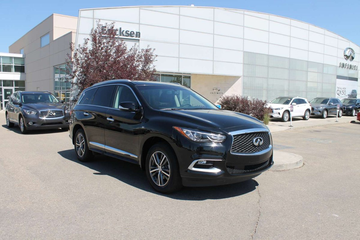 2016 Infiniti QX60 for sale in Edmonton, Alberta