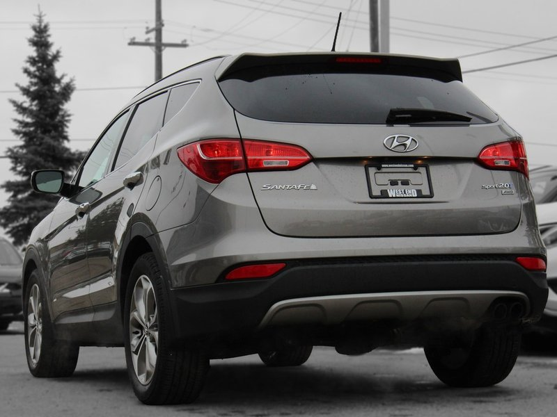2014 Hyundai Santa Fe Sport for sale in Edmonton, Alberta