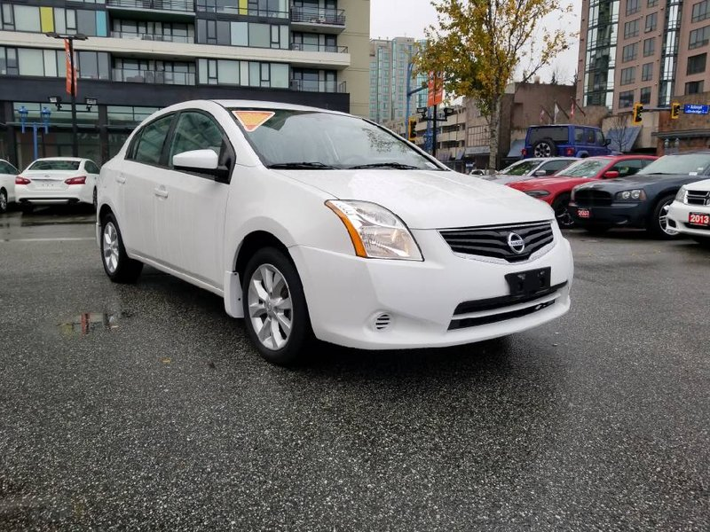 2012 Nissan Sentra for sale in Richmond, British Columbia