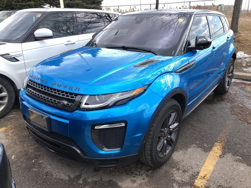 2019 Land Rover Range Rover Evoque for sale in Woodbridge, Ontario