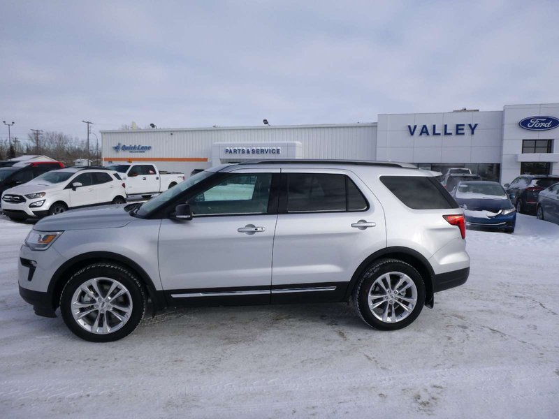 2018 Ford Explorer for sale in North Battleford, Saskatchewan