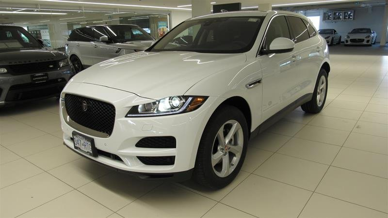 2019 Jaguar F-PACE for sale in Richmond, British Columbia