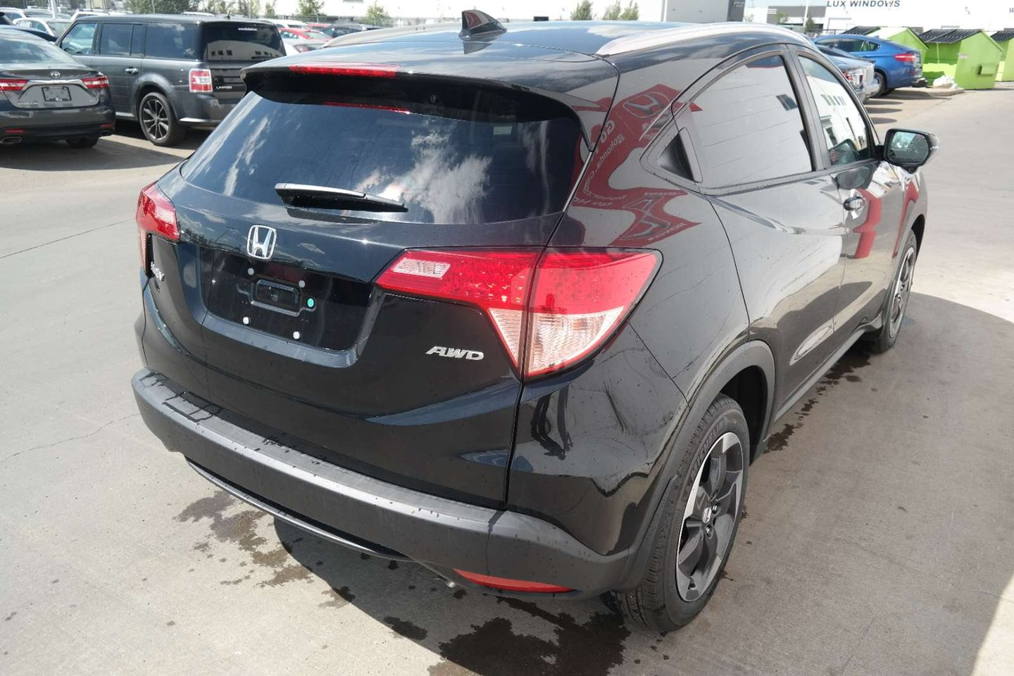 2018 Honda HR-V EX-L Navi for sale in Edmonton, Alberta