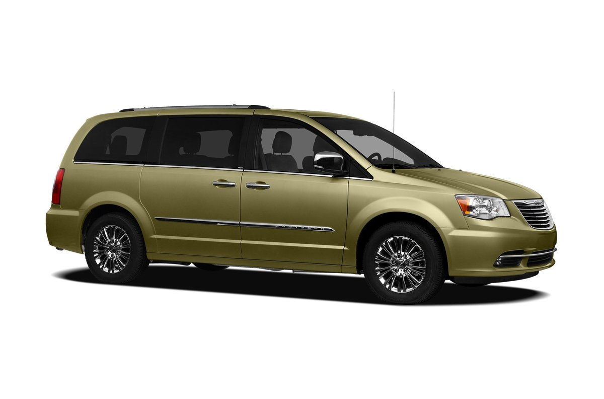 2011 Chrysler Town & Country for sale in Edmonton, Alberta