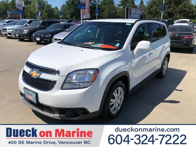 2013 Chevrolet Orlando for sale in Vancouver, British Columbia