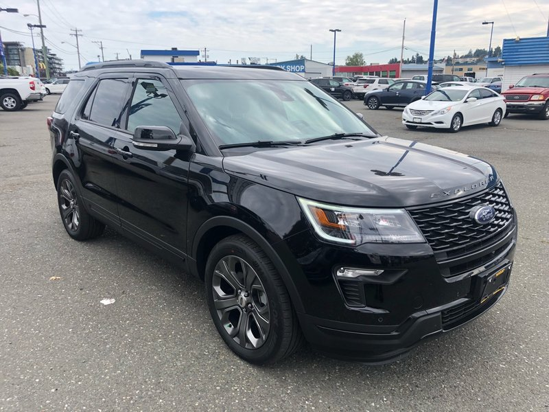2018 Ford Explorer for sale in Campbell River, British Columbia