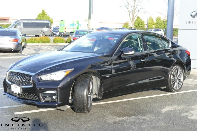 2016 Infiniti Q50 for sale in Richmond, British Columbia