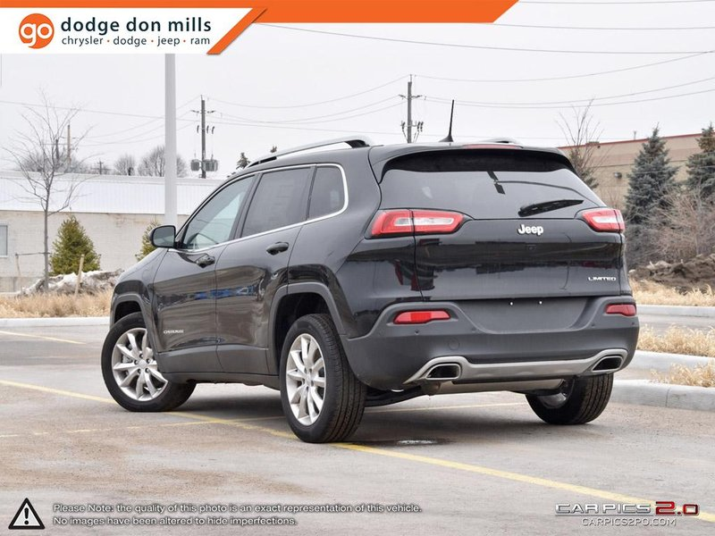 2017 Jeep Cherokee for sale in Toronto, Ontario