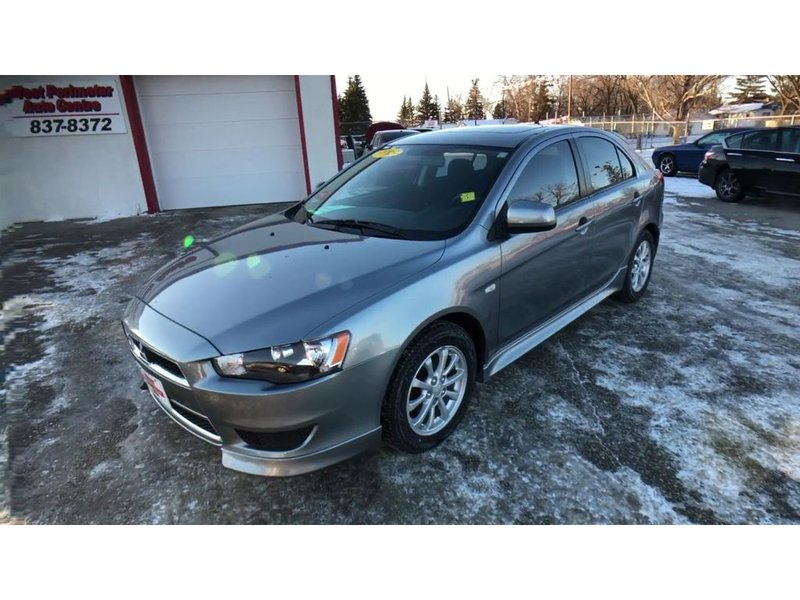 2013 Mitsubishi Lancer Sportback for sale in Winnipeg, Manitoba