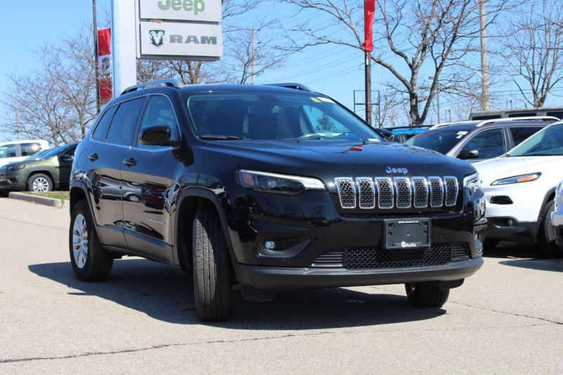 2019 Jeep Cherokee for sale in Mississauga, Ontario