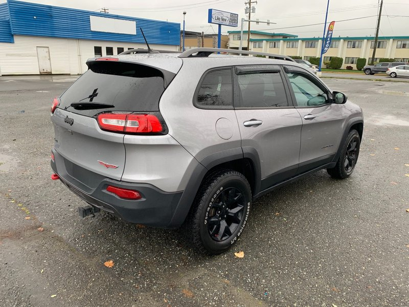 2015 Jeep Cherokee for sale in Campbell River, British Columbia