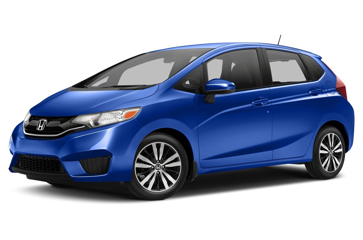 2017 Honda Fit for sale in Edmonton, Alberta