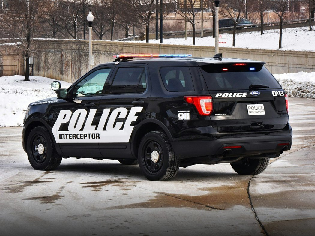 2018 Ford Police Interceptor Utility For In Port Coquitlam British Columbia