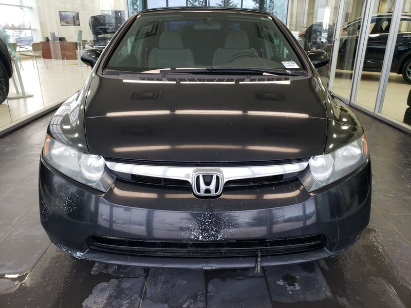 2007 Honda Civic Sedan for sale in Edmonton, Alberta