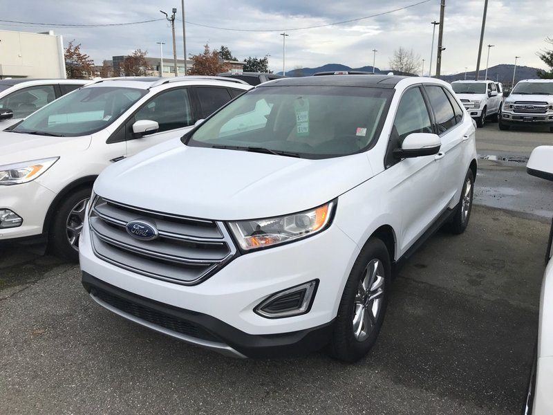 2017 Ford Edge for sale in Abbotsford, British Columbia