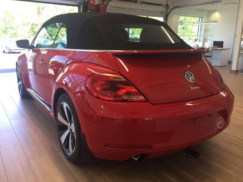 2014 Volkswagen Beetle Convertible for sale in L'Ange-Gardien, Quebec