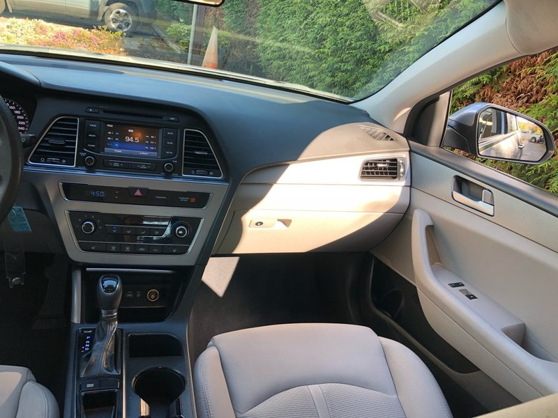 2015 Hyundai Sonata for sale in Surrey, British Columbia