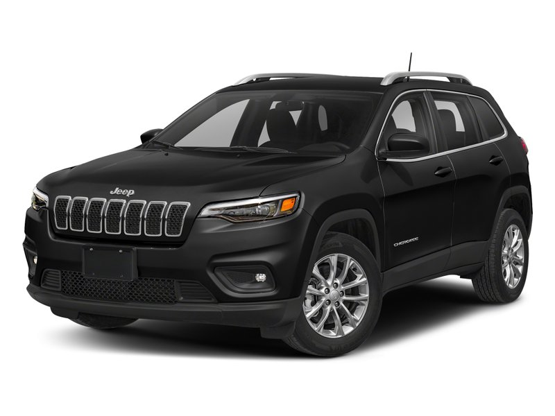 2019 Jeep Cherokee for sale in Edmonton, Alberta