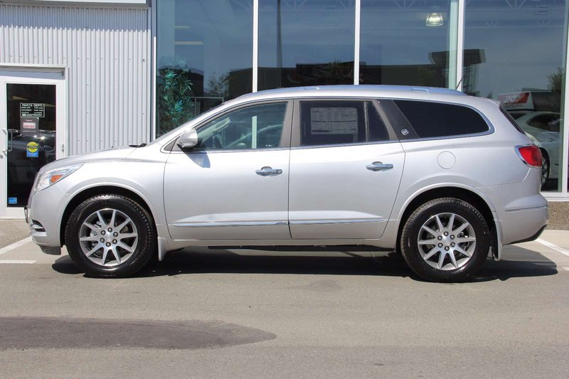 2017 Buick Enclave for sale in Kamloops, British Columbia
